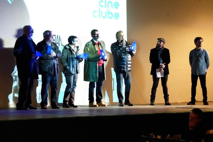 Presentación do Cine Clube Ádega