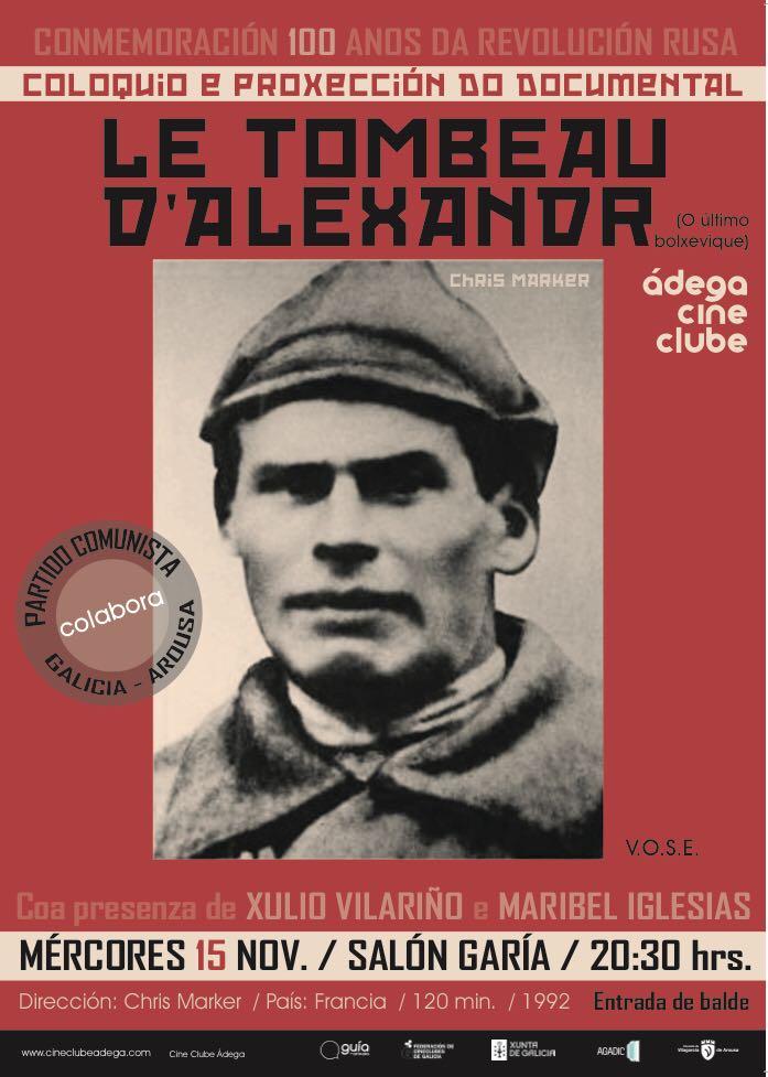 O ultimo bolchevique